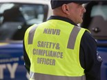 NHVR in rollout of body cams for officers
