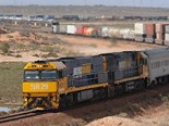 Rail freight puts hand up to carry virus impact load
