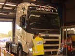 Week-long operation hits Connect Logistics drivers with infringements