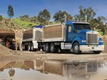 Paccar launches the new Kenworth T410SAR