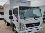Hyundai Trucks claims Allison fully automatic first