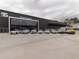 Trucksmart's new Newcastle premises