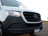 Benz has launched a precautionary recall on its van model