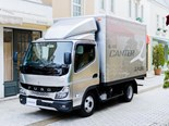 Japan's new Fuso Canter
