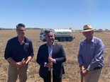 Riverina freight hub construction set in motion