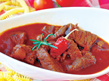 Camping recipes: Wild swine vindaloo