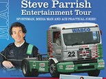 Steve Parrish announces NZ tour