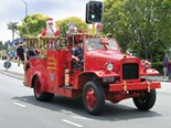 Completed: 1942 International fire truck restoration