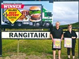 Winners: Best Eatery on the Road competition 2016