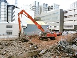 On site with Yakka Demolition