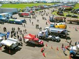 Record entries for South Island's biggest truck event