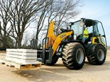 New larger Gehl wheel loaders