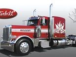 Peterbilt's Canadian 150th Anniversary Edition