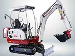 Hybrid version of TB 216 mini excavator to be introduced