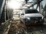 Redesign the Mercedes-Benz Vito van