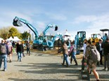 NZ Agricultural Fieldays 2017 Photo gallery