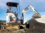 Product feature: Bobcat E20 excavator