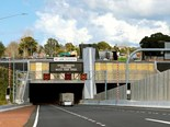 Restrictions on vehicles in Waterview Tunnel