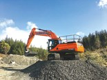 Luke Glamuzina Contractors Ltd put their faith in Doosan
