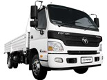 Foton re-enters the trucking market with new releases