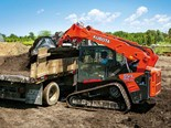 New SVL95-2s compact loader in NZ from Kubota