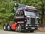 Special feature: McClafferty Haulage's V8 Scania fleet