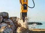 Volvo hydraulic breakers launched in NZ