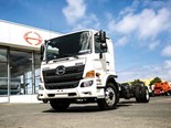 Hino offers VSC in new 500 Series