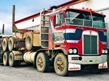 Old School Trucks: Stuart Drummond transport