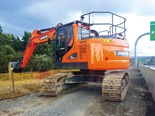 Product feature: Doosan DX235LCR