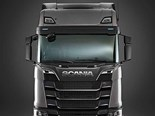 Scania new generation truck