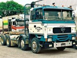 Old School Trucks: Borlase Transport