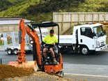 Product feature: Hitachi ZX17U-5 mini-excavator