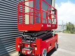 Product feature: Mantall XE80W scissor lift