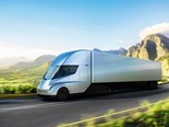 Tesla Semis hit the open road