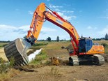 Product feature: Doosan DX380LC-6 excavator