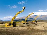 Caterpillar releases latest excavators in NZ