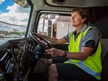 Encouraging women in the trucking industry