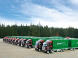 Stephenson Transport Ltd now has a fleet of 50 trucks and trailers
