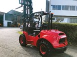 New Hangcha off-road forklift range released in NZ