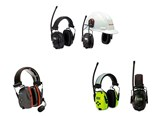 Honeywell Safety earmuffs to protect and connect