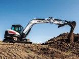 Bobcat introduces E85 excavators