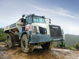 Cover story: Gaddum Construction Terex Trucks
