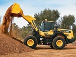 New Komatsu wheel loaders lower fuel consumption