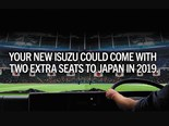 Seats to RWC 2019 finals up for grabs
