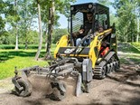 AdvanceQuip releases new ASV RT40 compact track loader