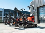 Commercial Outdoor Machinery lands new compact excavator