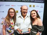 Comment: Road Transport Award recognises community spirit