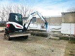 Product feature: Bobcat E35 R Series mini excavator
