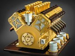 Super Veloce launches engine-inspired coffee maker